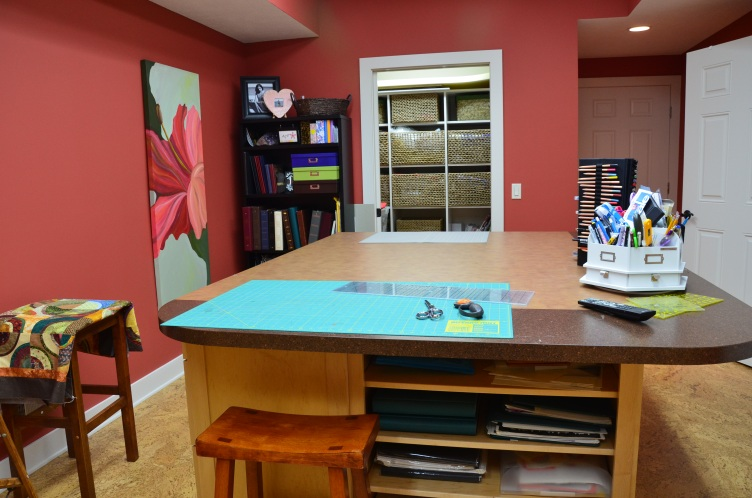 craft room cutting table