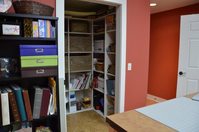 sewing space storage