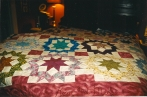 Kim and Mike's quilt 2000