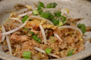 How to make perfect pork fried rice