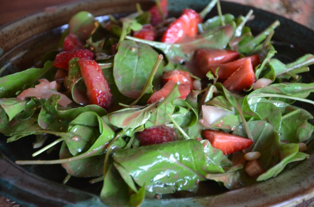 Raspberry Salad Dressing recipe