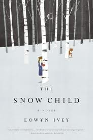 The snow child book