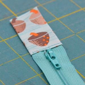Zipper tab