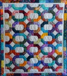 Cross Terrain quilt