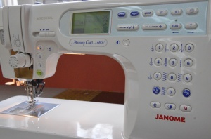 Janome 6600P