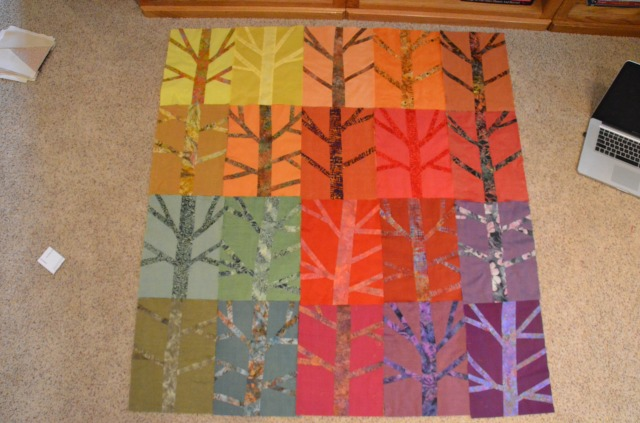 Grow*ing* Benzie charity quilt
