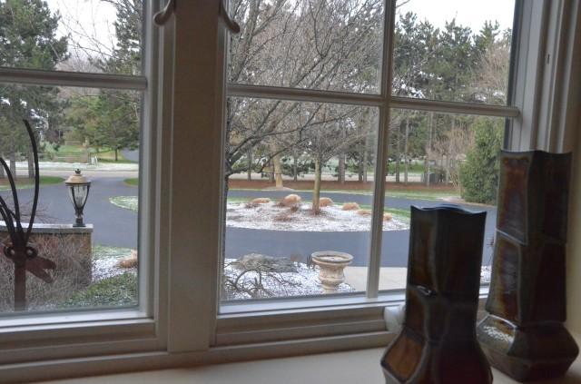 April 20, it's still snowing in Michigan