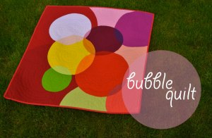 Bubblequilt by Sewfrench