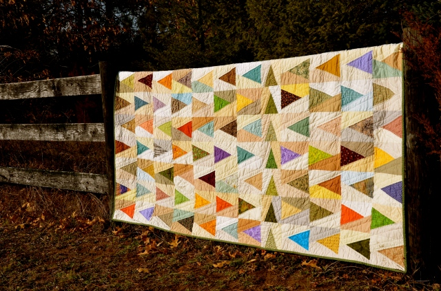 Leave a Trail quilt