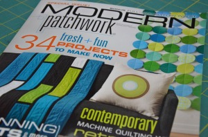 Modern Patchwork Spring 2013