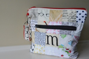 Zippered bag @ Sewfrench.com