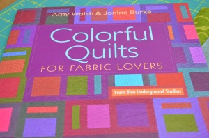 Colorful Quilts by Amy Walsh and Janine Burke