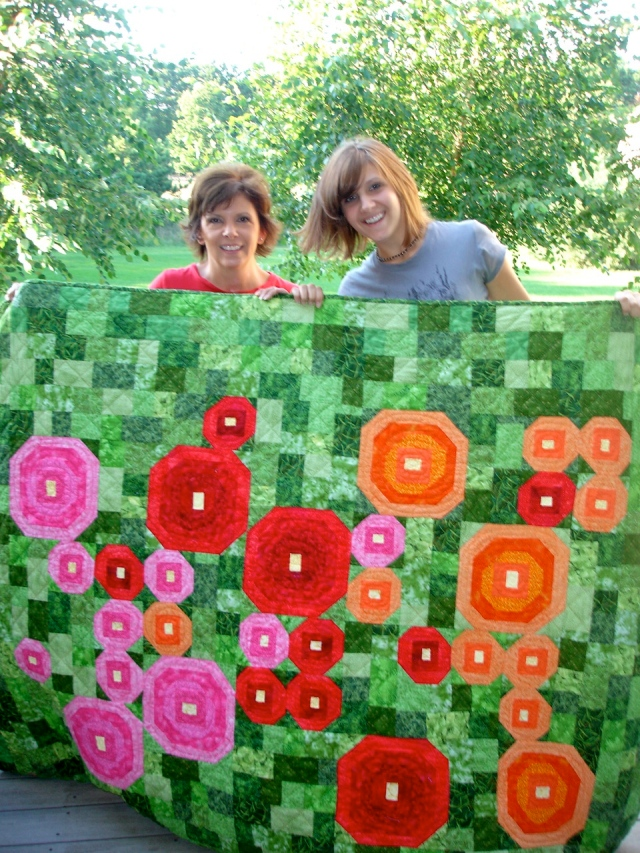 Flower Garden quilt