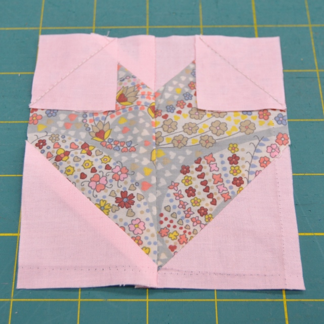 Sewfrench free quilt tutorial
