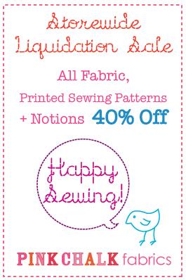 Pink Chalk fabric coupon