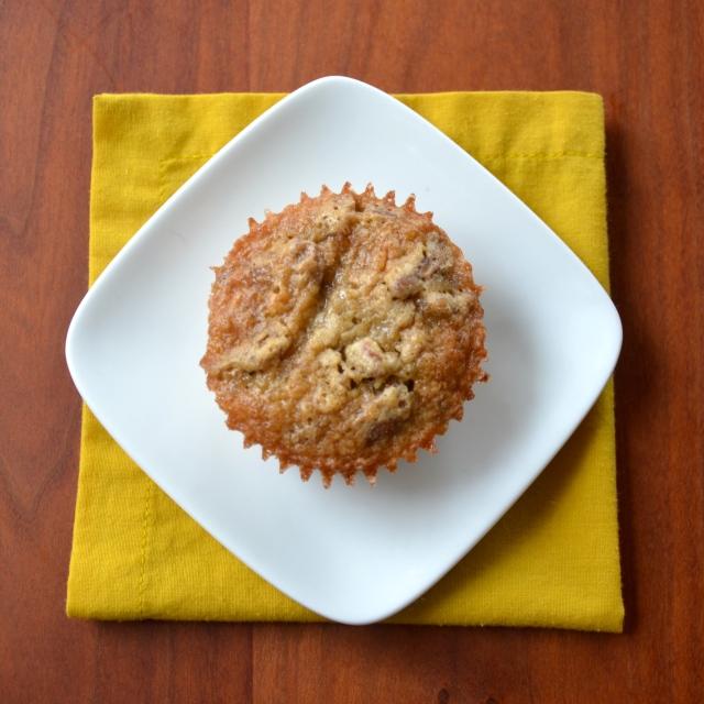 Pecan Pie Muffins @ Sewfrench