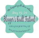 Bloggers Quilt Festival Spring 2015