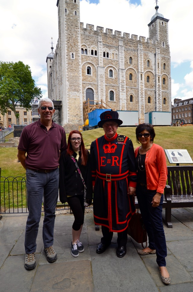 ABD trip Tower of London