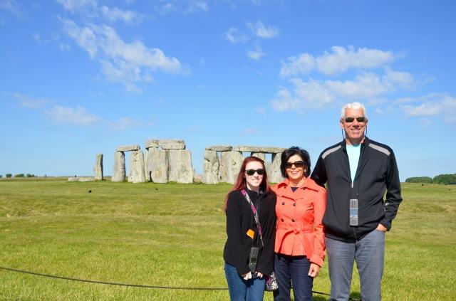 ABD Trip to Stonehenge 2015