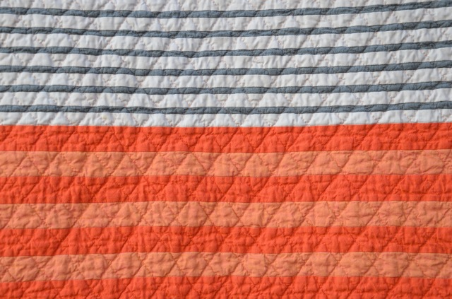 Sunset Quilt @ Sewfrench