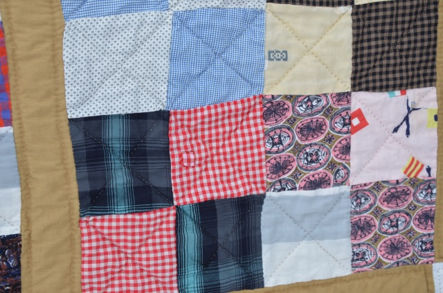 Heirloom quilt Perfectly Imperfect by Sewfrench